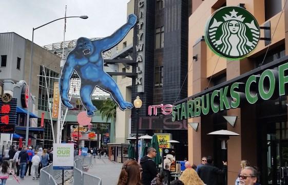 Warum muss es Starbucks sein