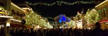 Disneyland Resort Anaheim!