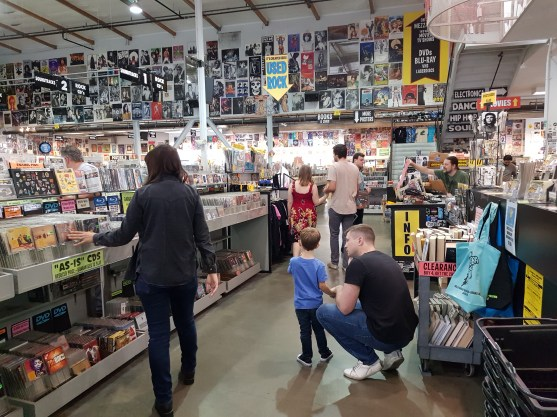 Amoeba Music Los Angeles