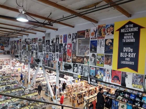 Amoeba Music Los Angeles