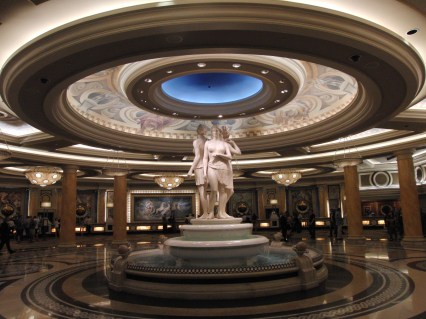 Hotels am Las Vegas Strip