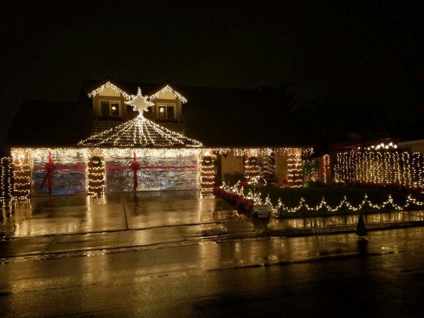 Weihnachten in Amerika