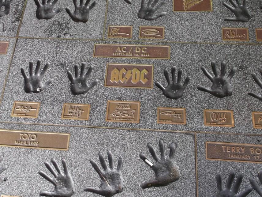 45. Hollywood Rockwalk und Guitar Center!