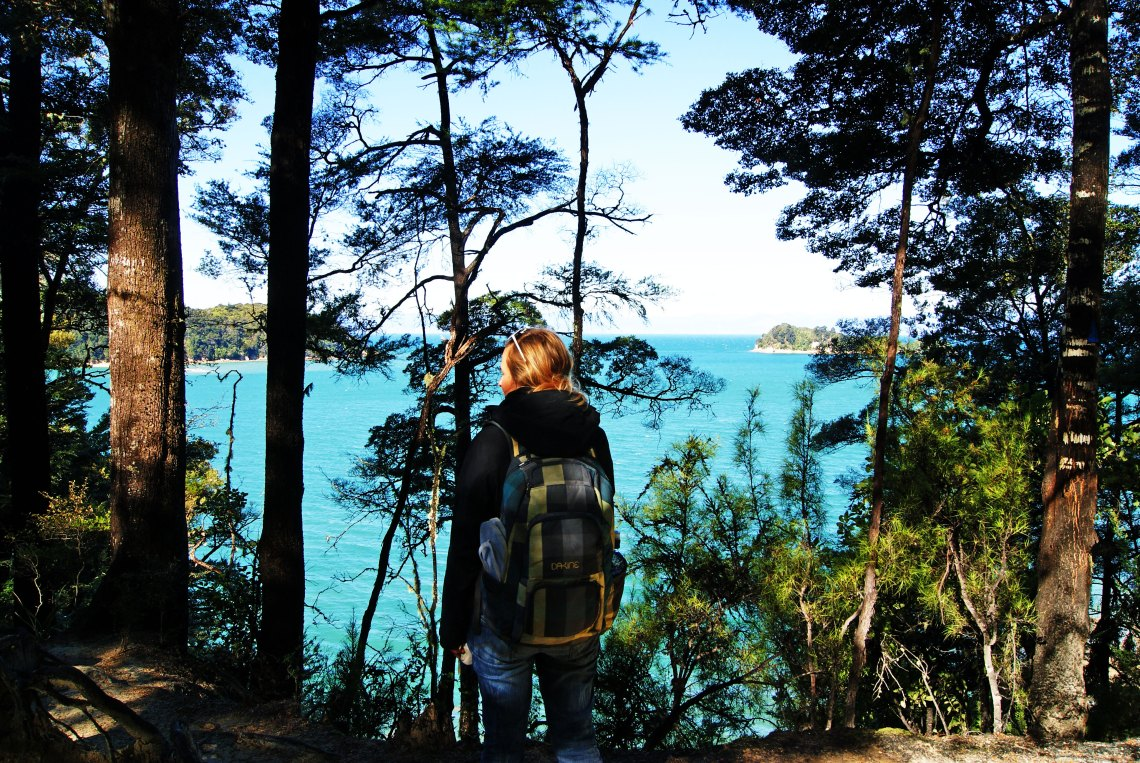 Abel Tasman national park hike
