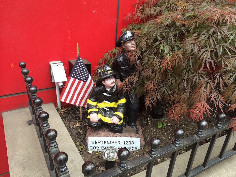 NYC Firemen