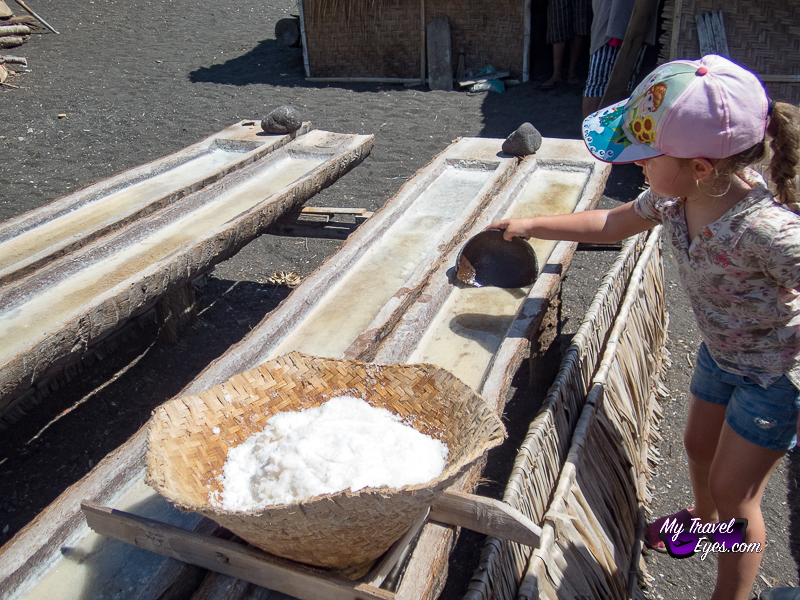 Fabrication du sel