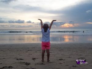 Cinquième étape: Bali Touristique -  De Seminyak à Nusa Dua