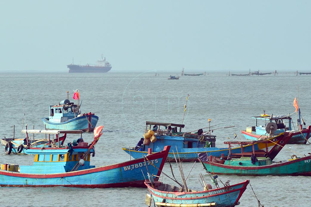 Fishermen Boats