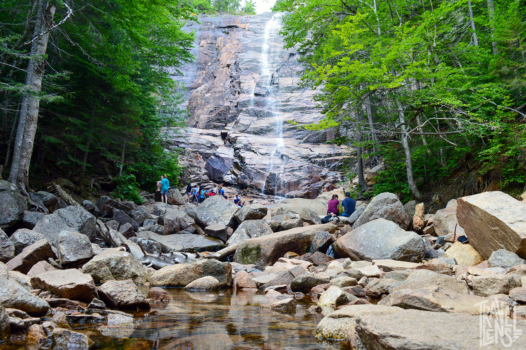 Arethusa Falls