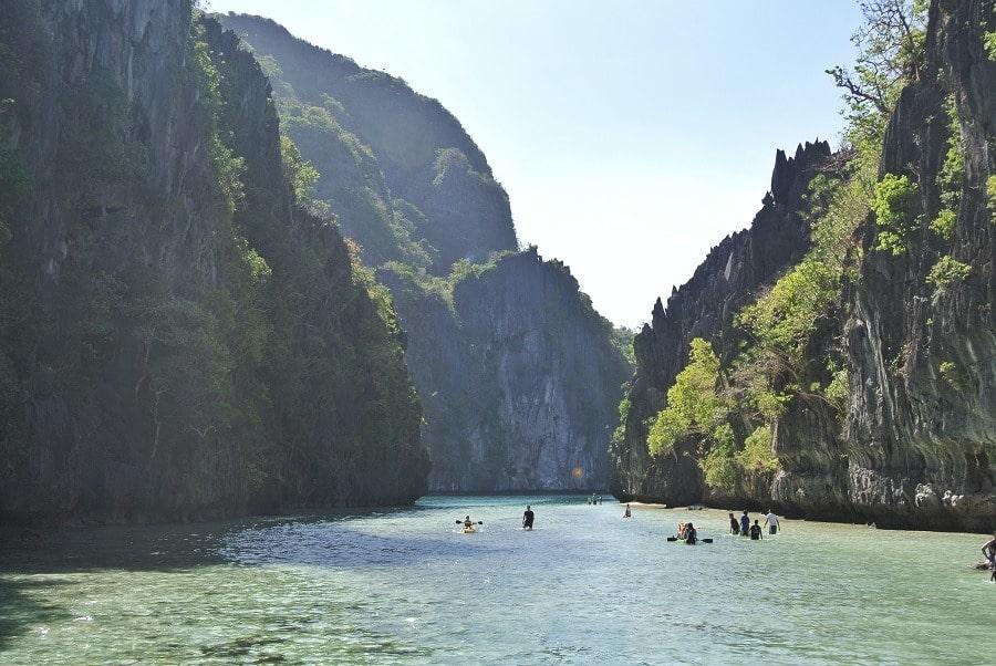 Mooiste plekken Filipijnen El Nido