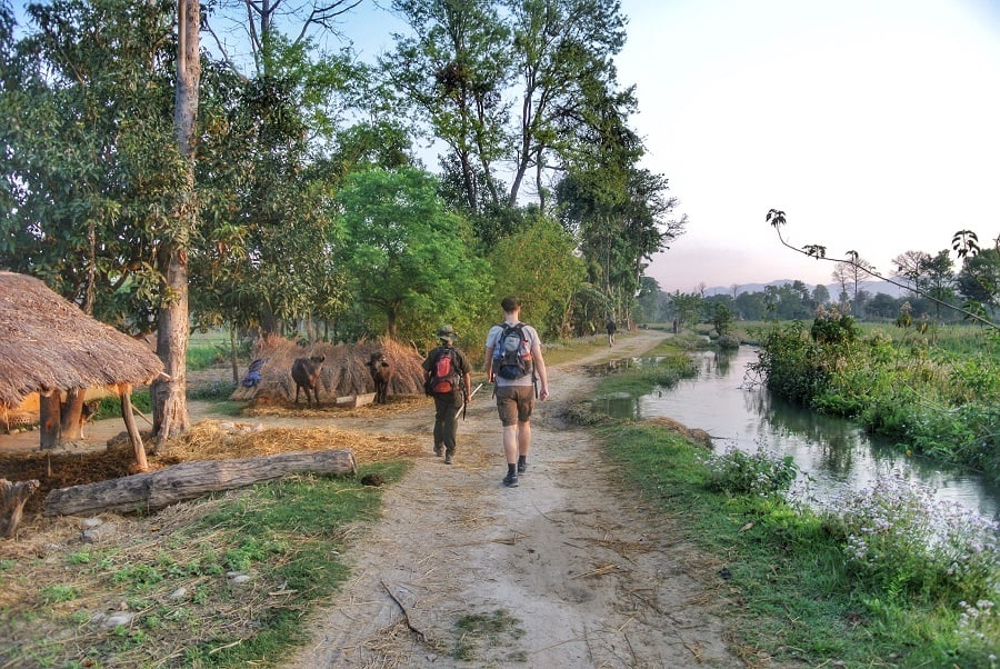 Chitwan of Bardia