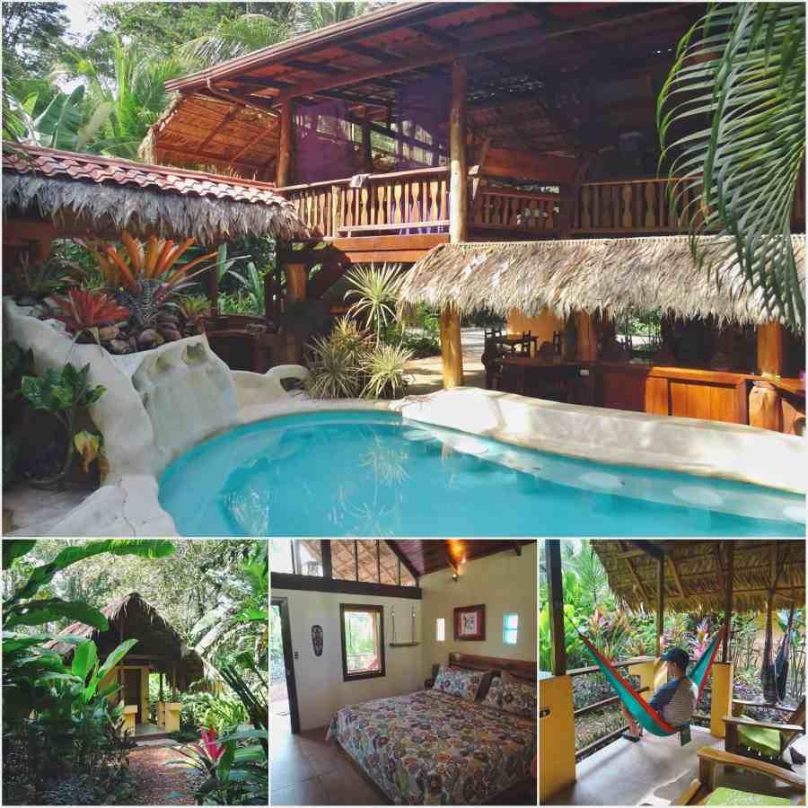 caribe town Puerto Viejo Costa Rica