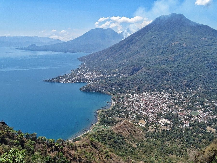San Pedro vulkaan