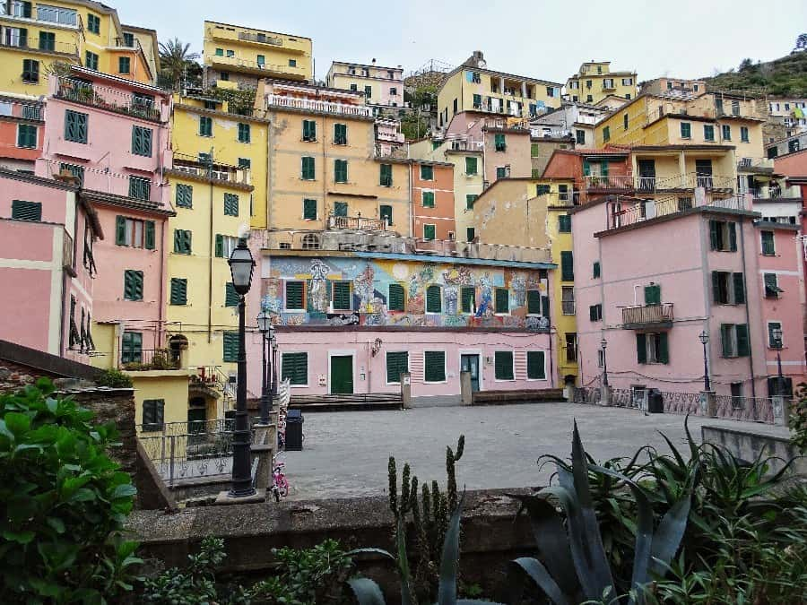 Hotels Cinque Terre