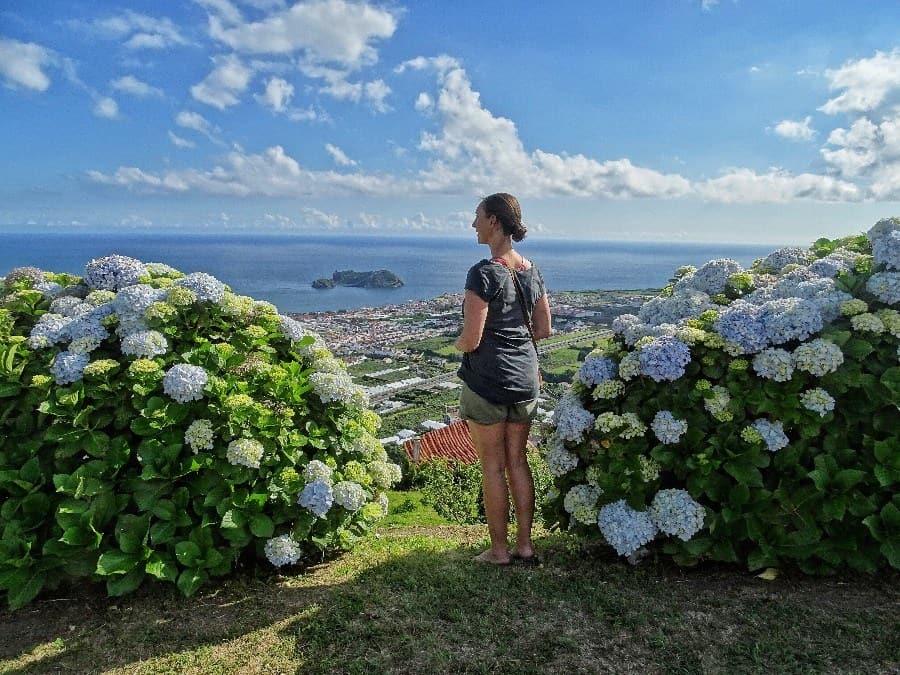 mooiste uitkijkpunten Sao Miguel