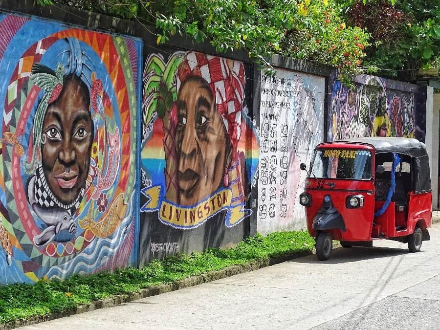 Livingstone Guatemala