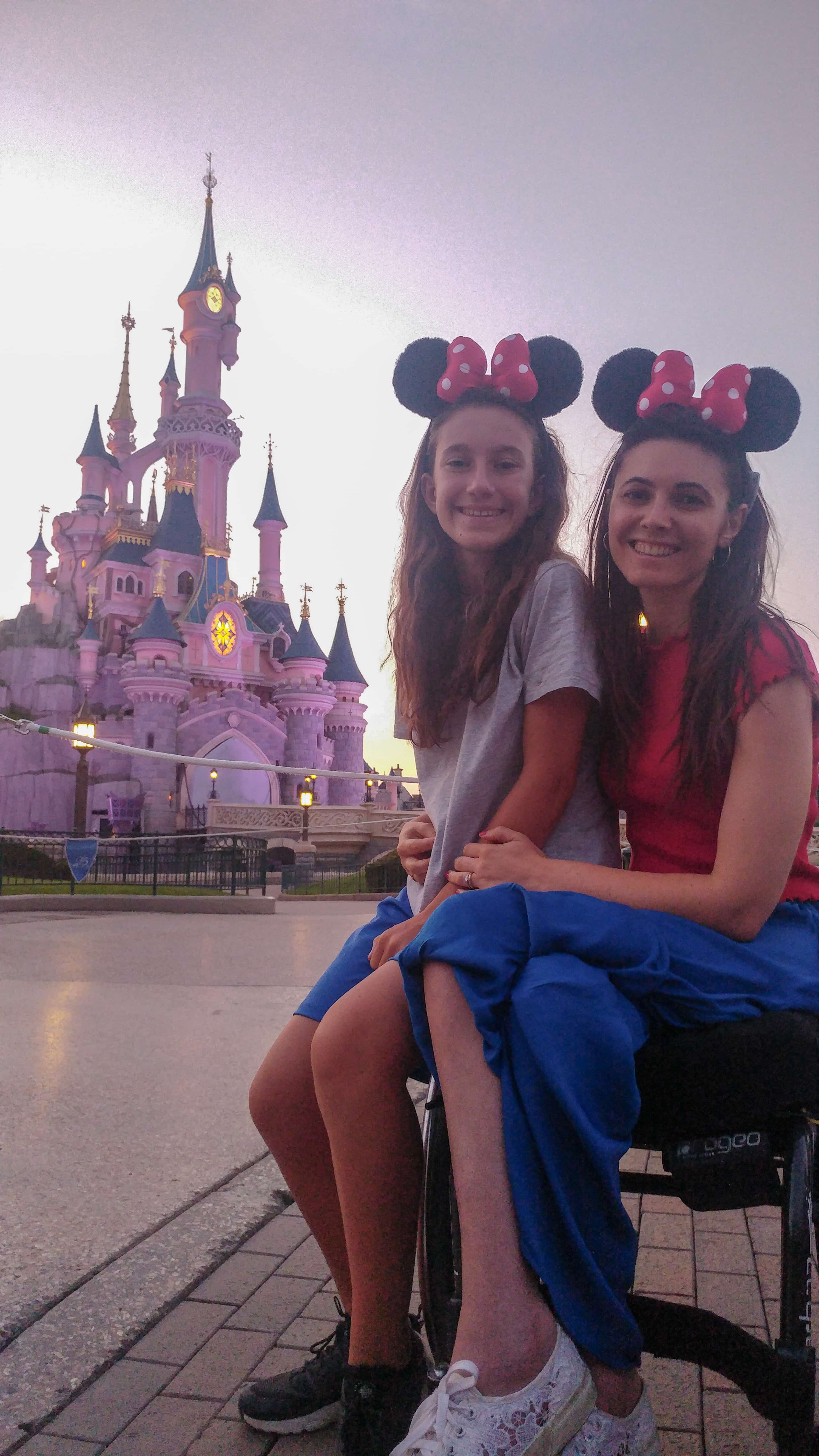 Disneyland paris disabili