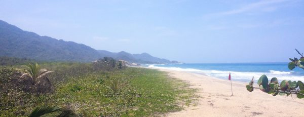 Colombia Tayrona National Park