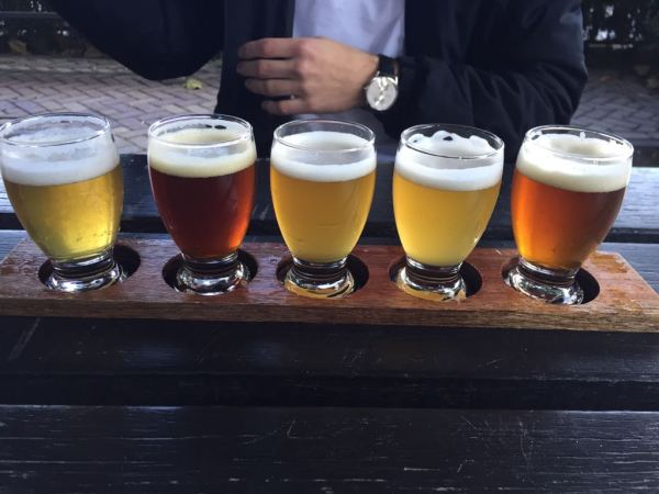 Tourist traps in Amsterdam - Brewery 't IJ