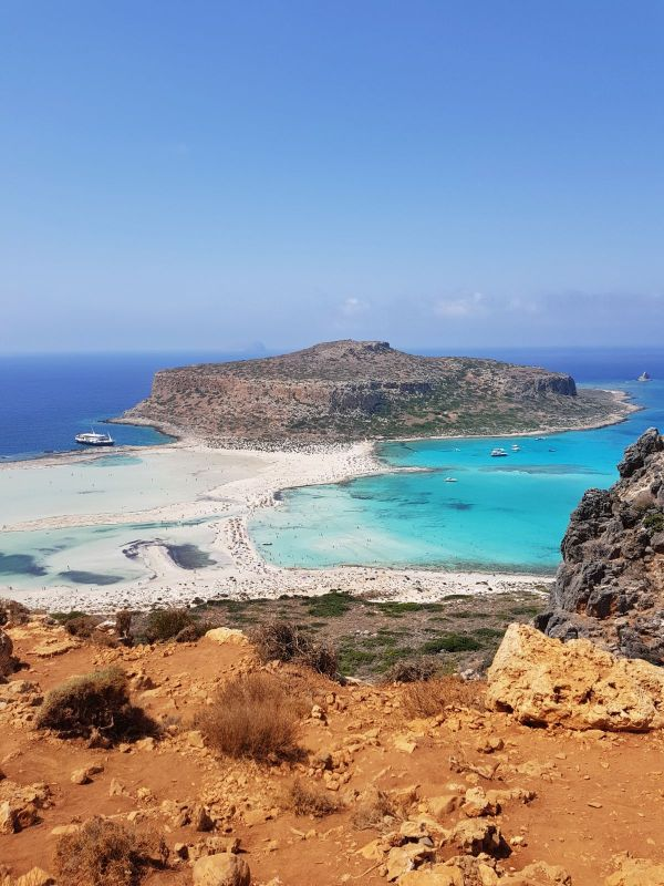 5 breathtaking places in Crete to put on your bucket list - Balos Lagoon