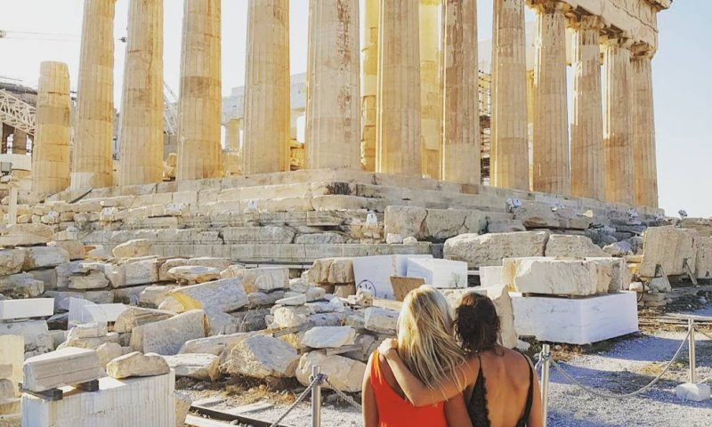the best of Athens - what to do and see | visit the Acropolis