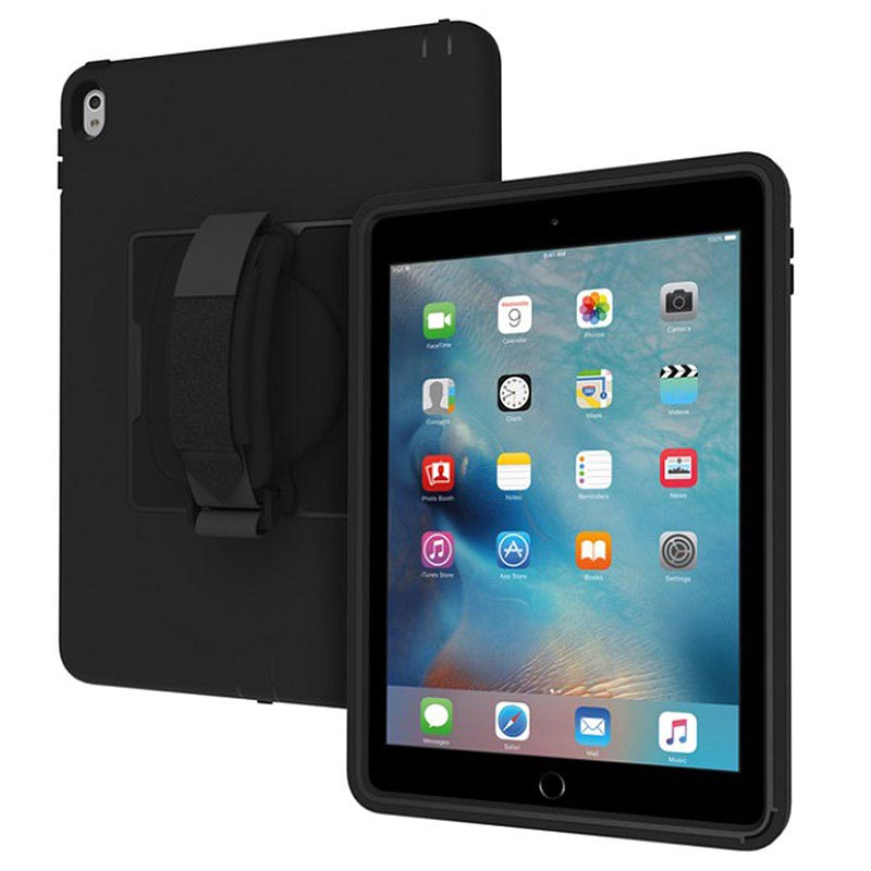 iPad Pro 9.7 Incipio Capture Rugged Deksel - Svart