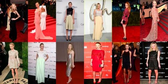 Kate Bosworth Red Carpet