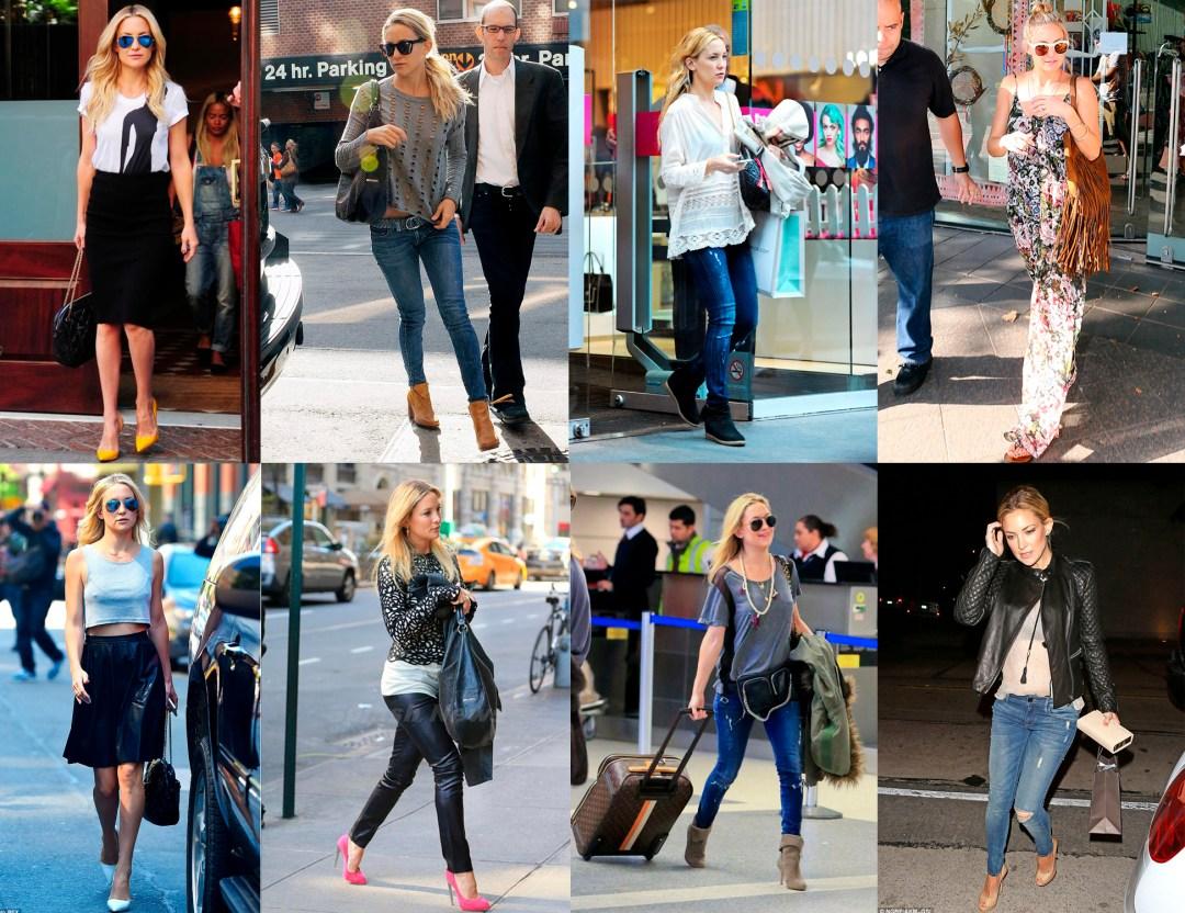 Kate Hudson Street Style