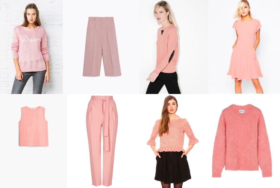 Tendencias de temporada cashmere rose tiendas
