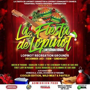 La Fiesta de Lopinot