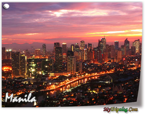 manila skyline at night,philippines,manila,makati,city at night