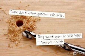 hole quote