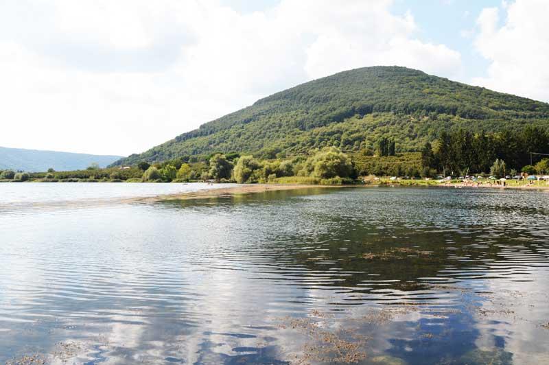 Lago di Vico Caprarole Ronciglione