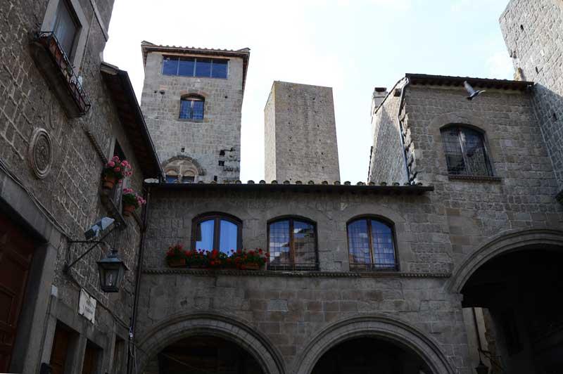 Piazza San Pellegrino Viterbo