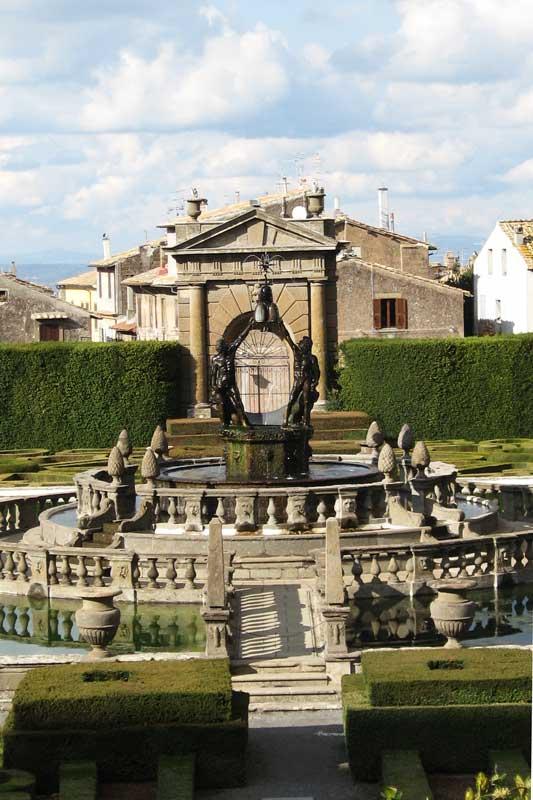 Fontana dei Mori - Villa Lante