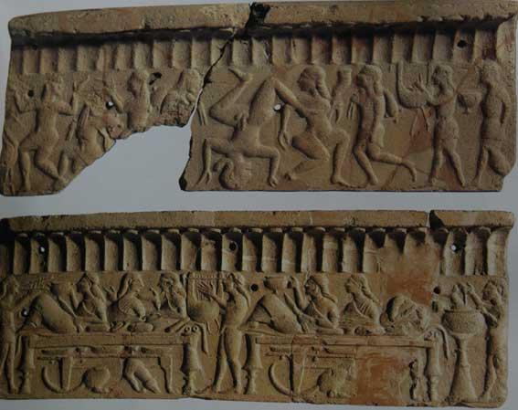 Reperti etruschi Viterbo