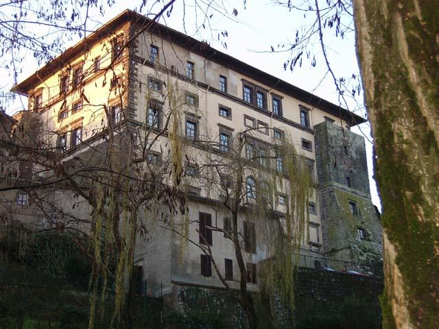 Palazzo Farnese - Gradoli