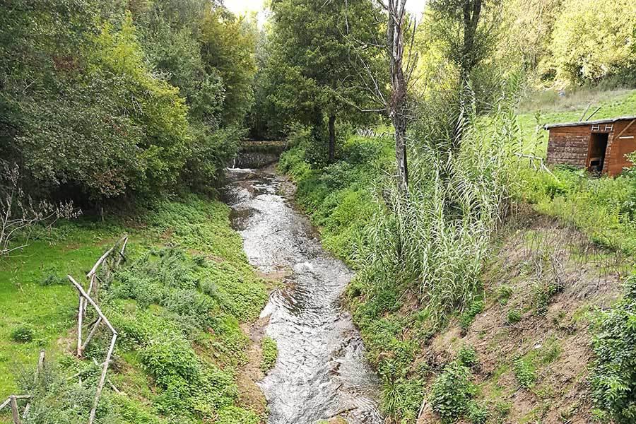 Valle del Sambuco Corchiano