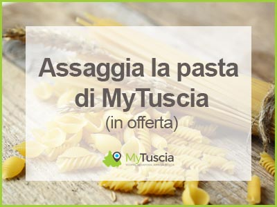 Pasta MyTuscia banner