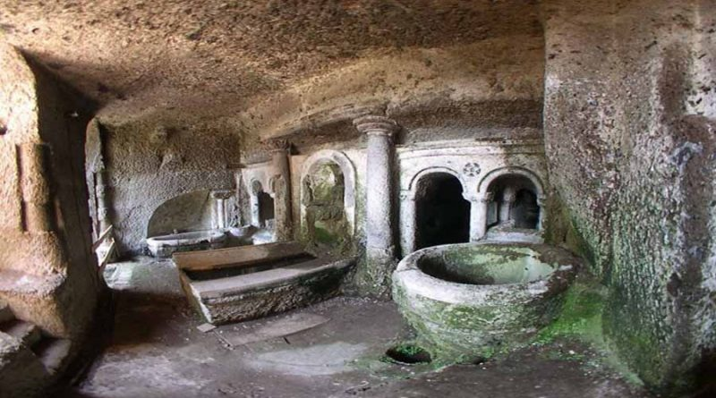 orte sotterranea