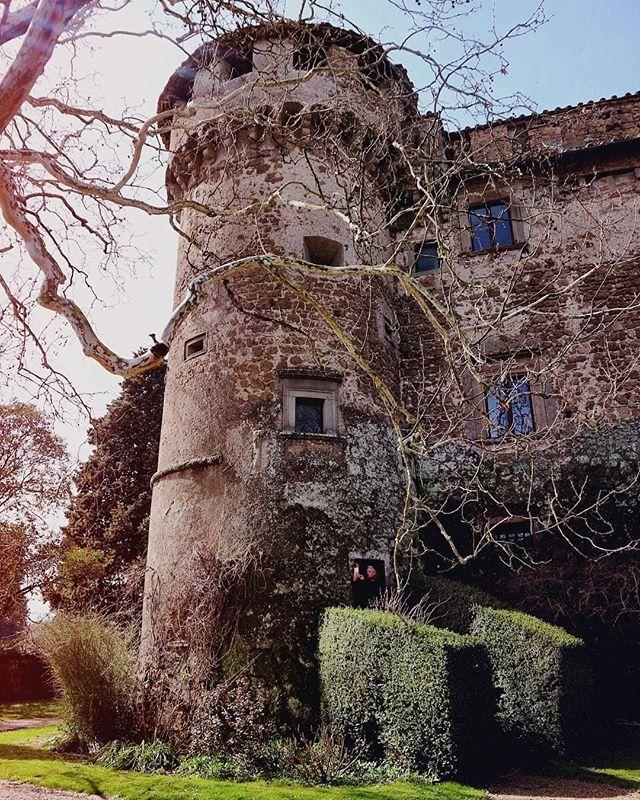 castello Orsini ville della Tuscia