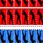 Multiplication Baseball batters
