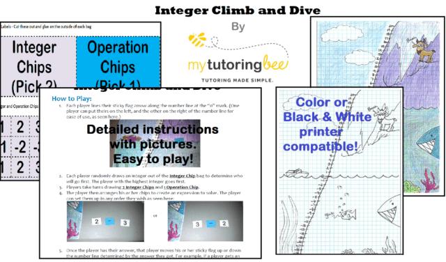 integer climb and dive