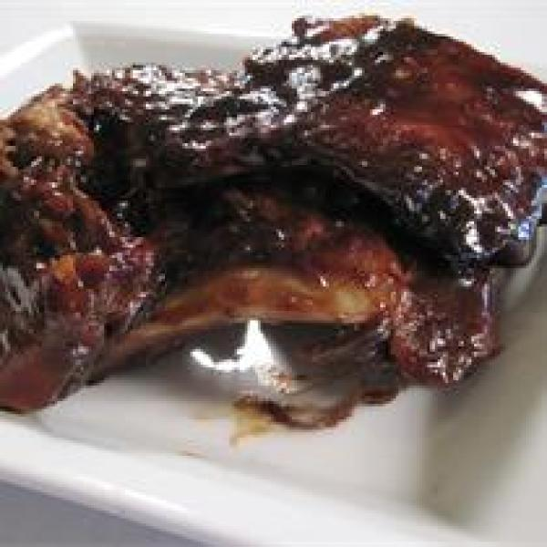 Gourmet Super Bowl Cooking_ Dr. Pepper Glazed Ribs_-405966928312316675