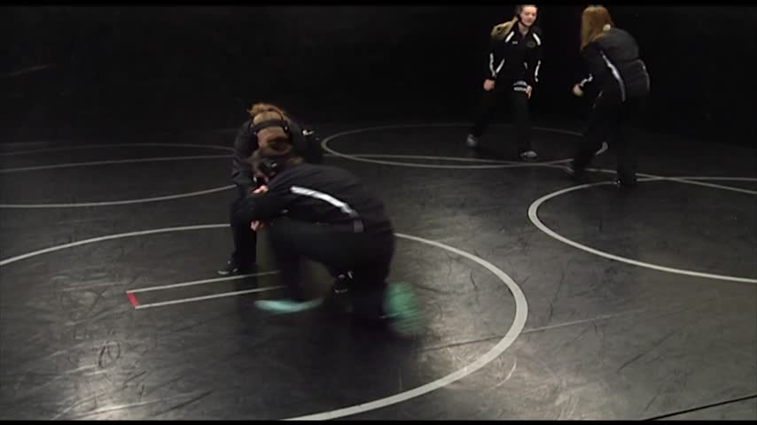 Story on All Female Wrestling Team in Athens Pennsylvania_13043648