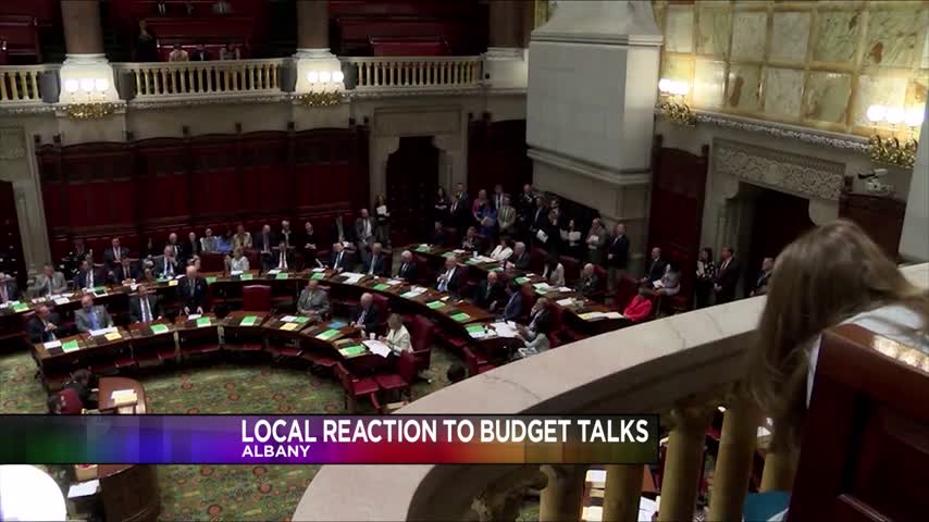 Local Reaction to Albany Budget Talks_12232280