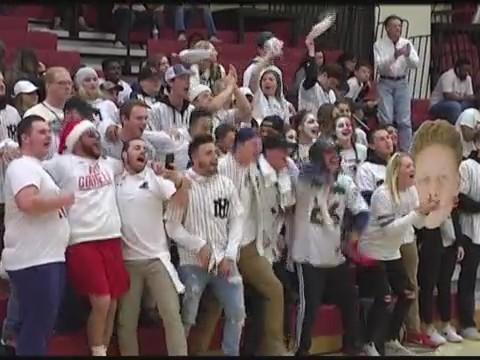 Mansfield University Basketball Highlights