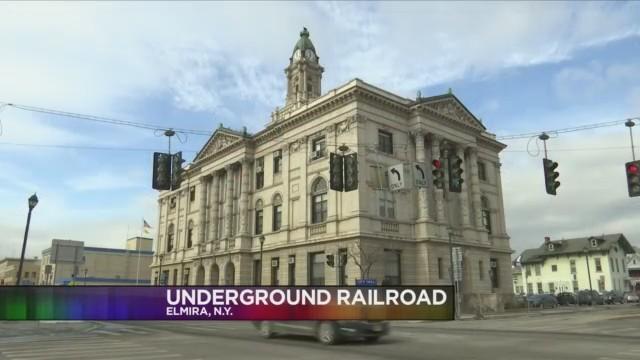Hidden History: Elmira's Role In The Underground Railroad