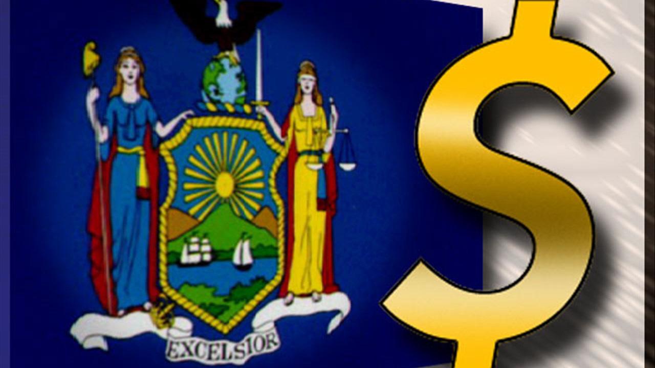 New York taxes-118809342