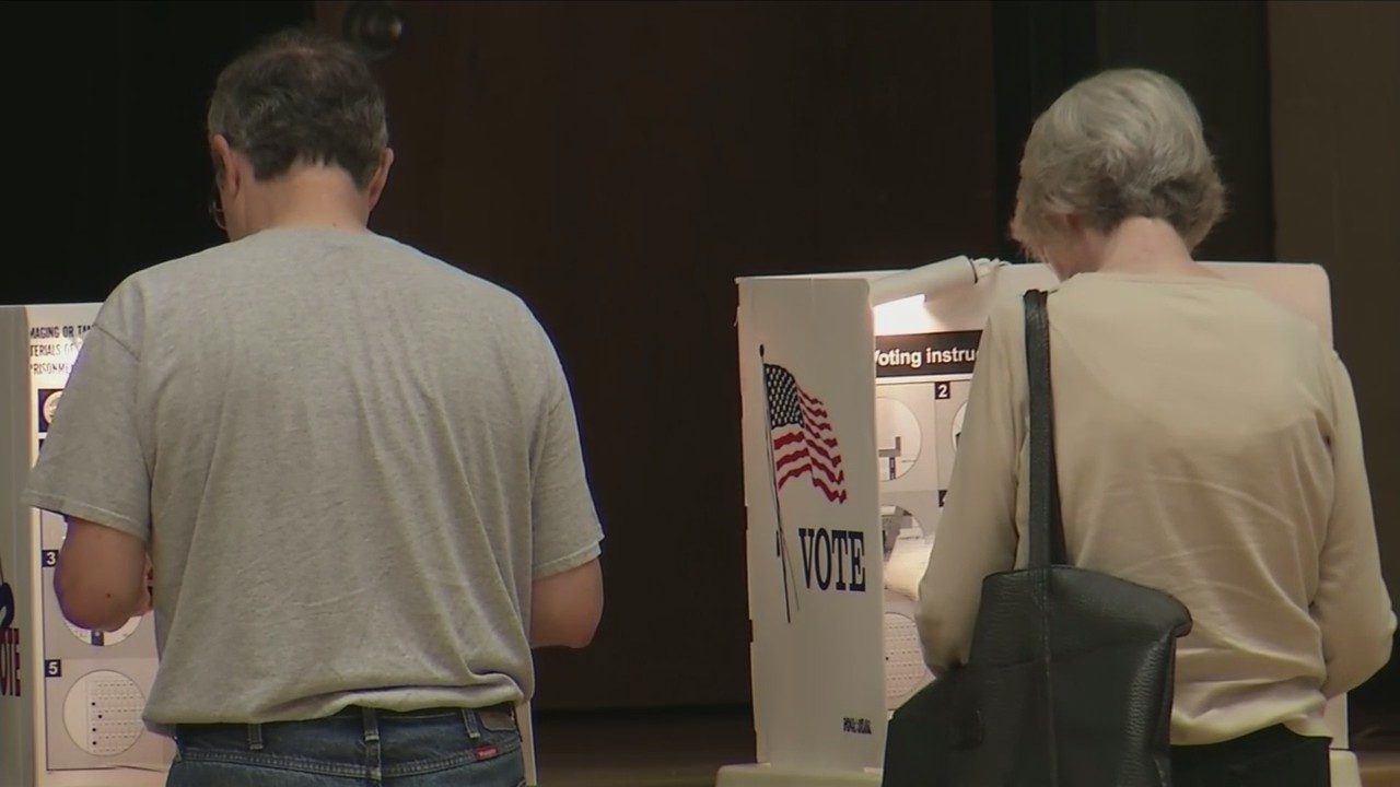 Ballot-marking devices demonstration today